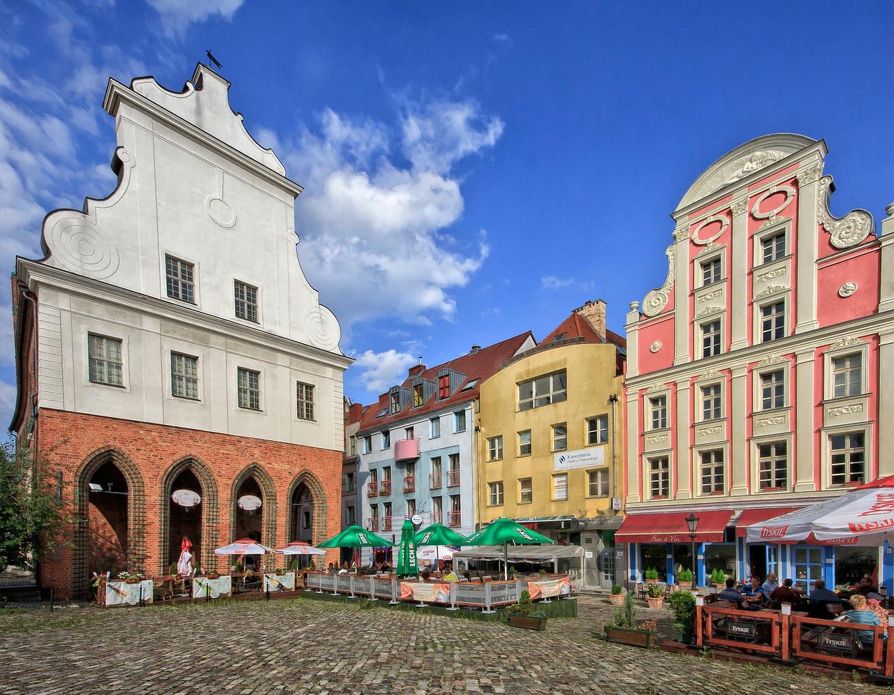 Walory turystyczne Szczecina