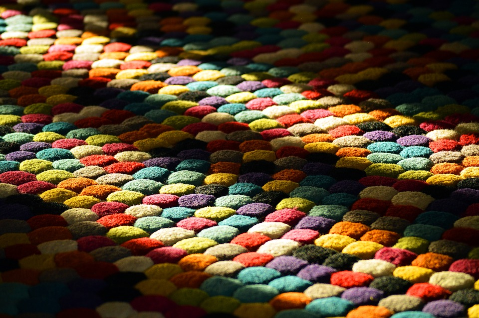 Wzornictwo nowoczesnych dywanów