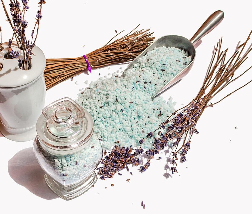 Co daje stosowanie soli do kąpieli