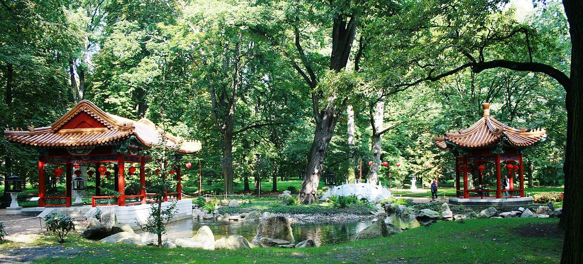 Najpiękniejsze warszawskie parki