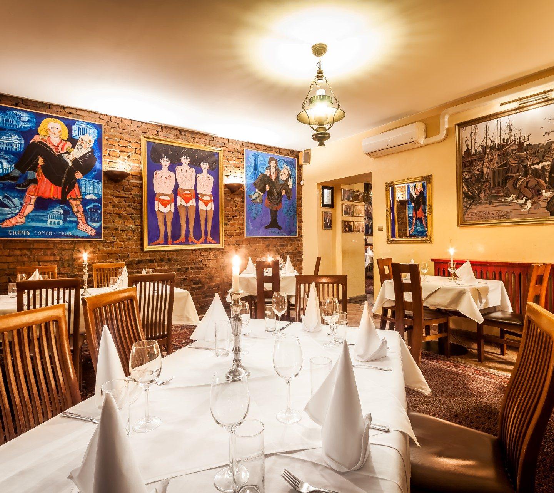 Restauracja Pod Baranem – najlepsze jedzenie w Krakowie